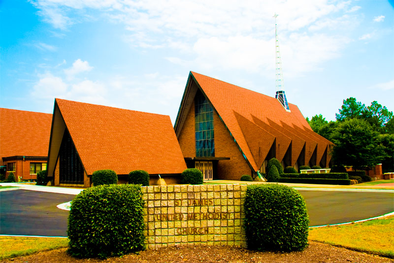 St. James United Methodist Church, CLC - 306