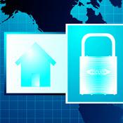 Secure internet browser web address