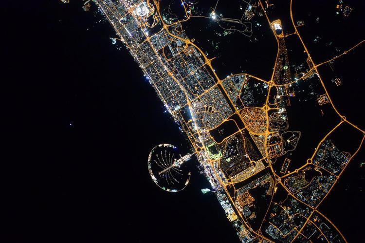 Dubai Aerial Picture