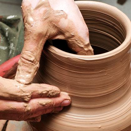 Ceramics: Clay Exploration | grades 4-8