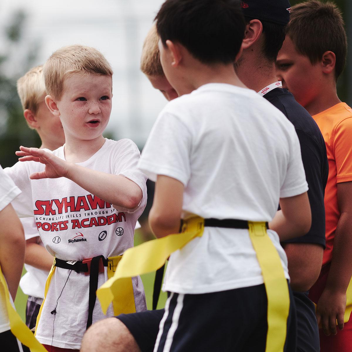 Skyhawks Flag Football | age 6-12