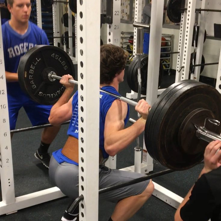 Rogers Royals Speed and Strength Program | grades 9-12