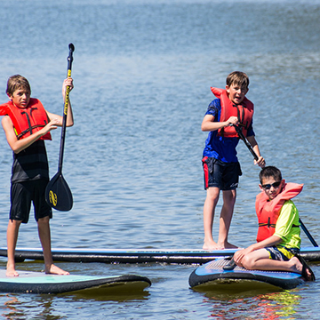Intro to Youth Paddleboard | age 10-17