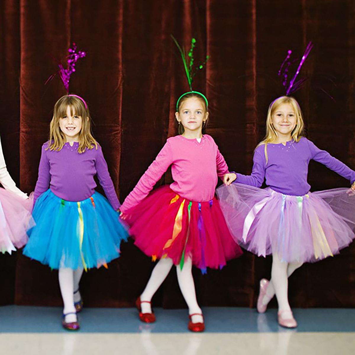 Dance: Ballet & Tap - Level 4 | age 9-10