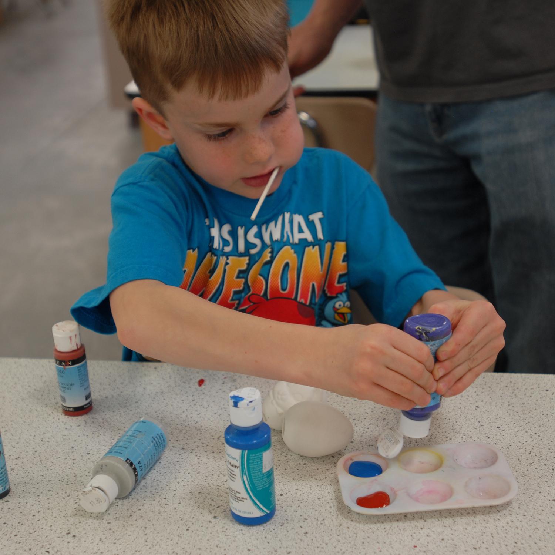 Ceramics: Clay Exploration | grades K-4