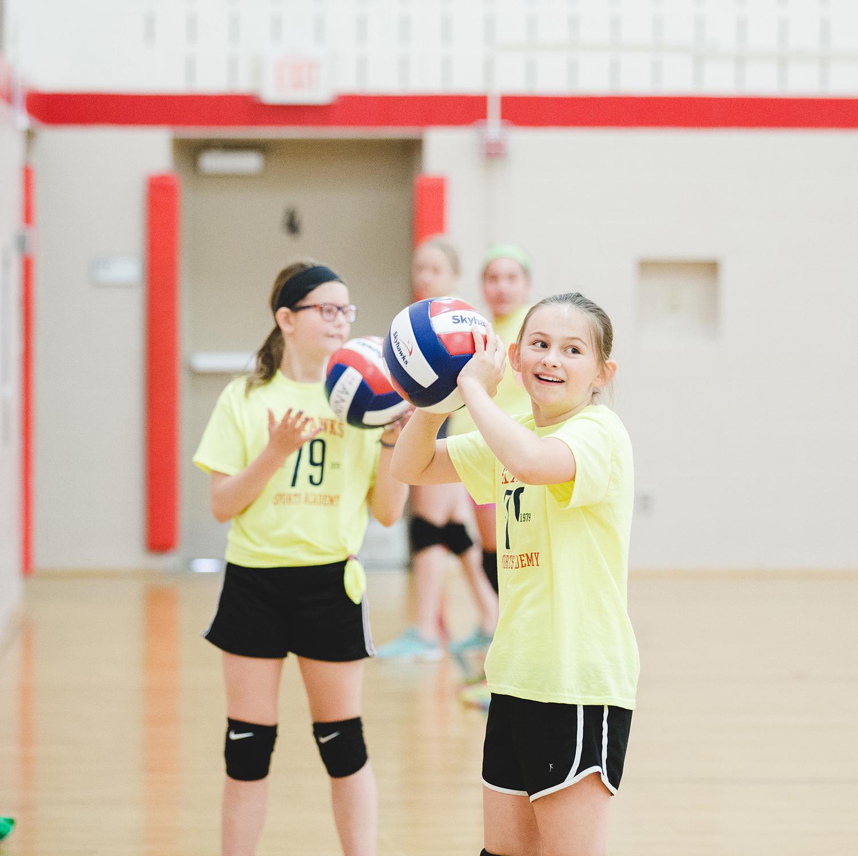 Skyhawks Volleyball | age 6-8