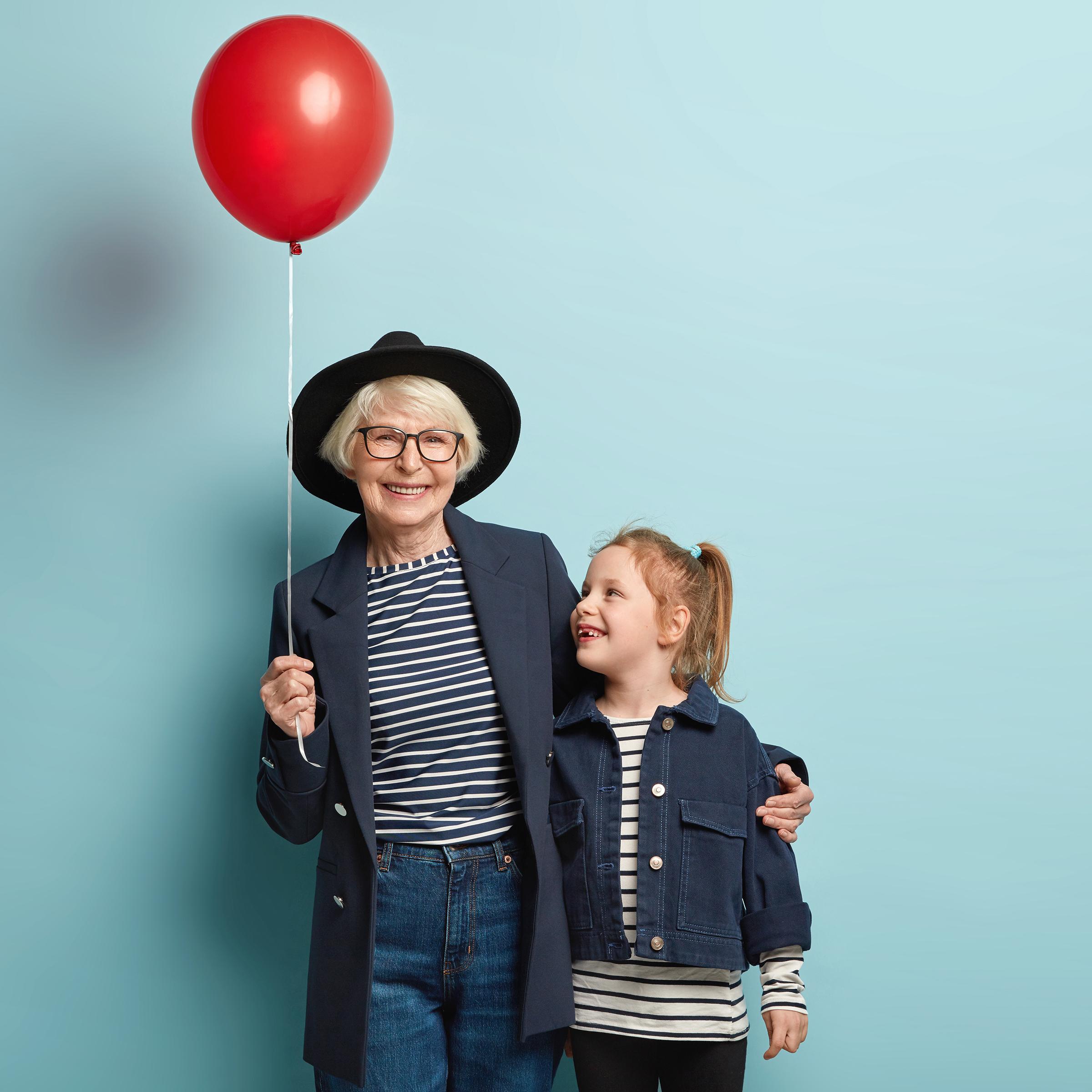 Grandparents Rock! | age 3-6 w/adult