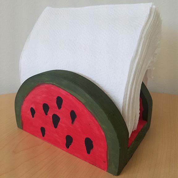 Watermelon Napkin Holder