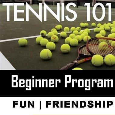 Adult Tennis 101