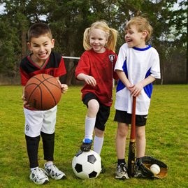 Skyhawks Multi-Sports Camp | age 6-12