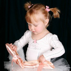 Dance: Twinkle Toes Ballet and Tap | age 2-3 w/parent