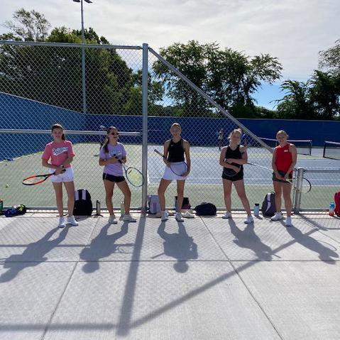 Junior Team Tennis 18U Girls Intermediate   age 14-18