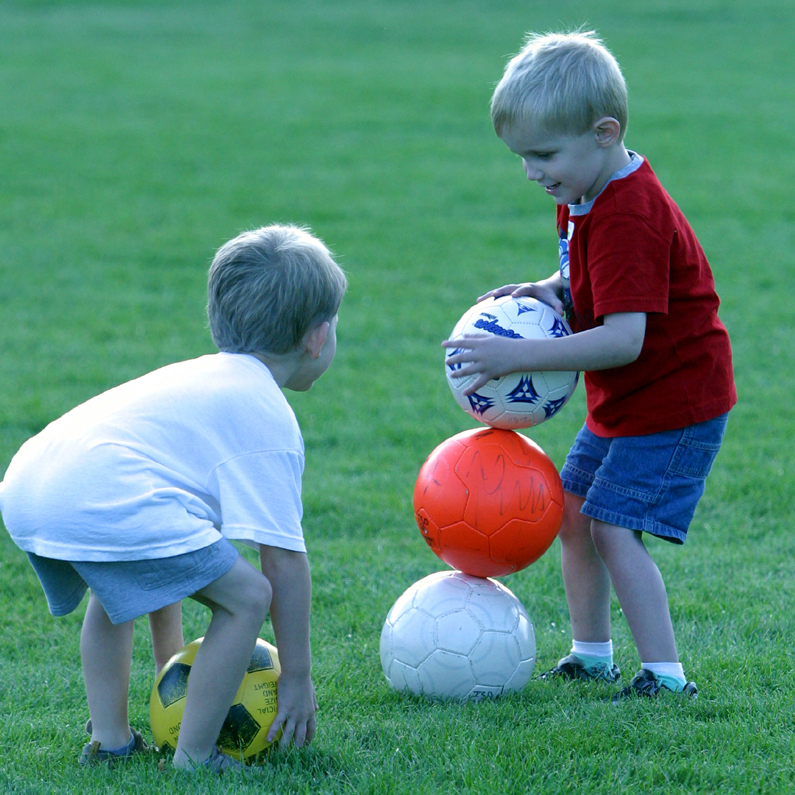 Introduction to Sports | age 2-3 w/parent