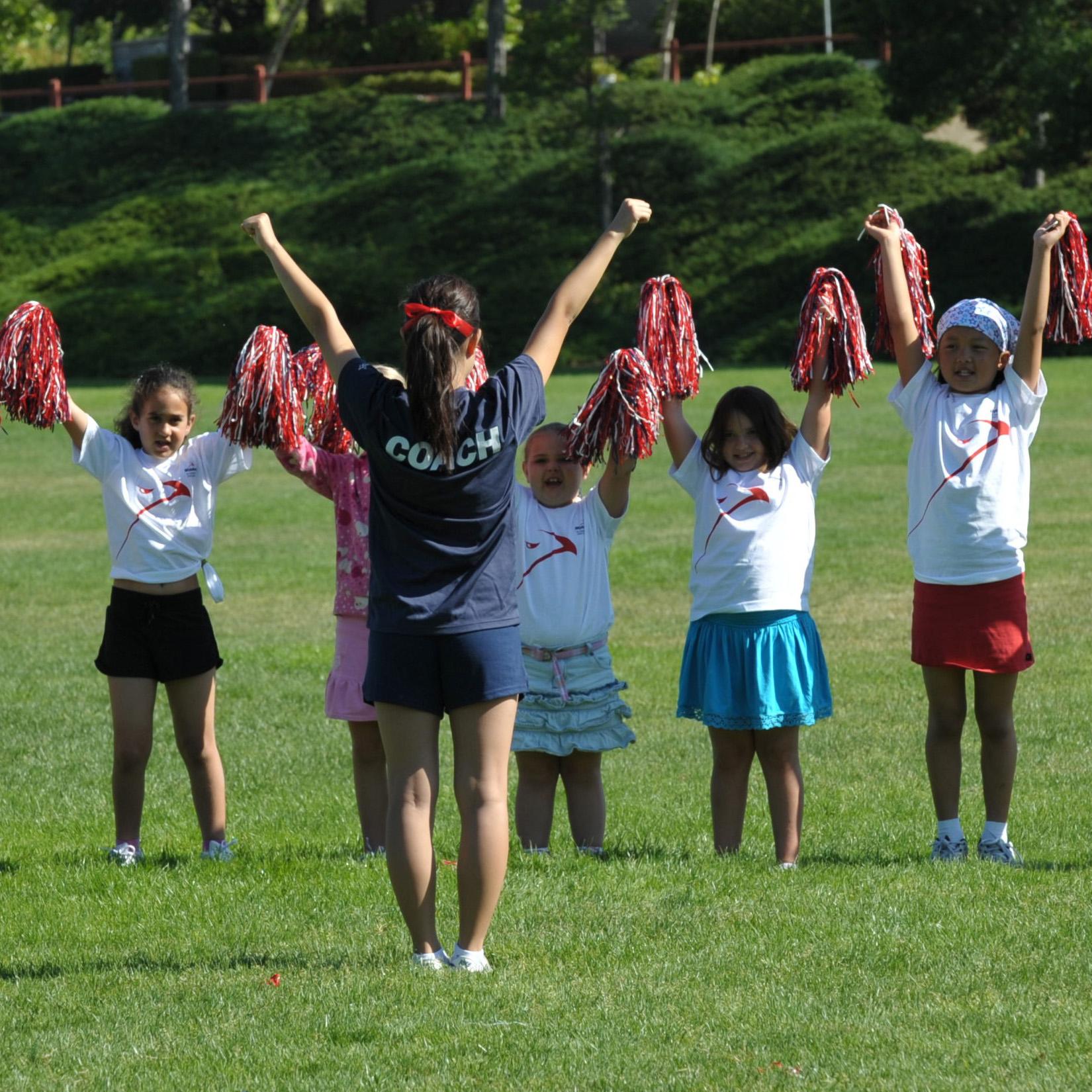 Skyhawks Cheerleading | age 6-12