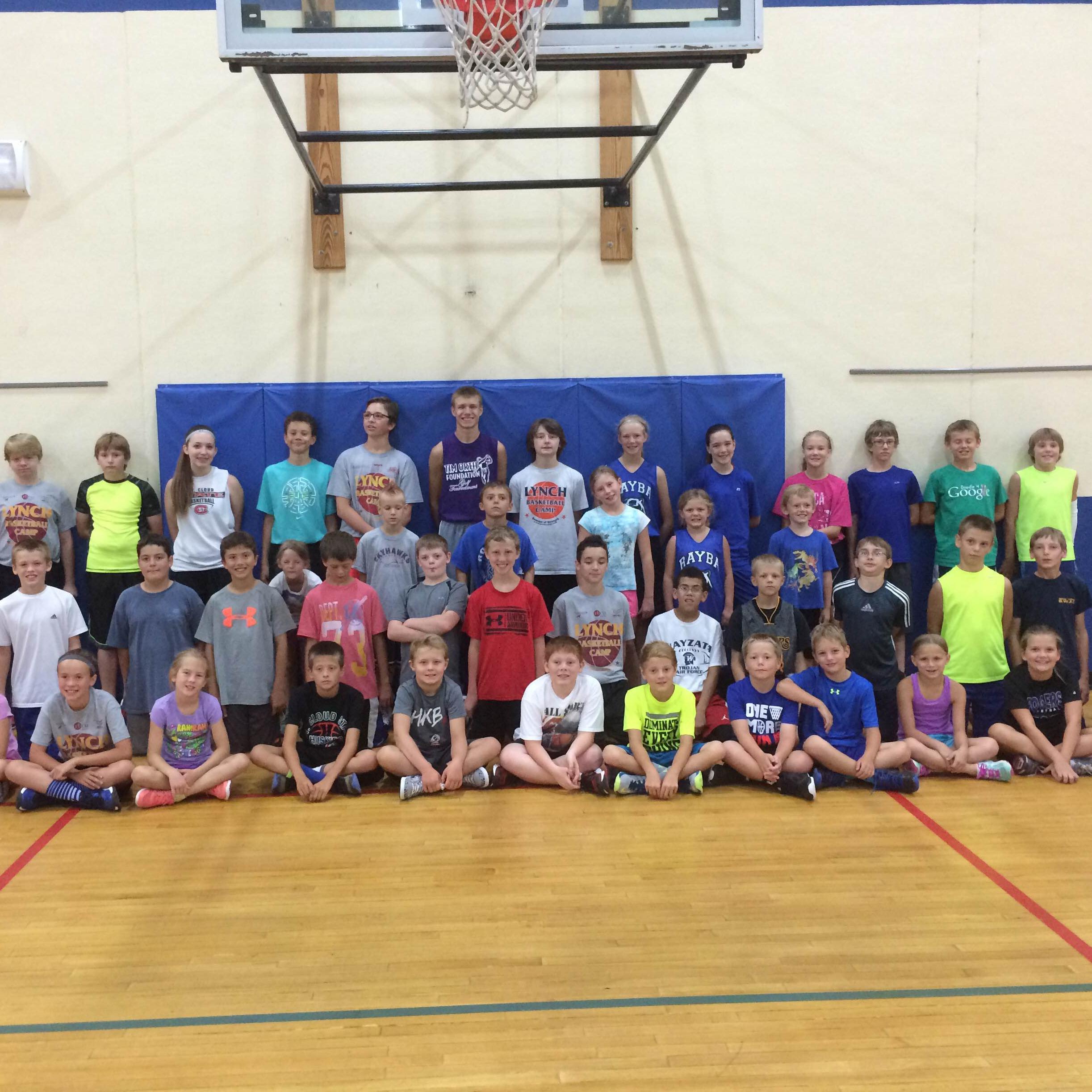 Lynch Basketball Camp | age 8-14