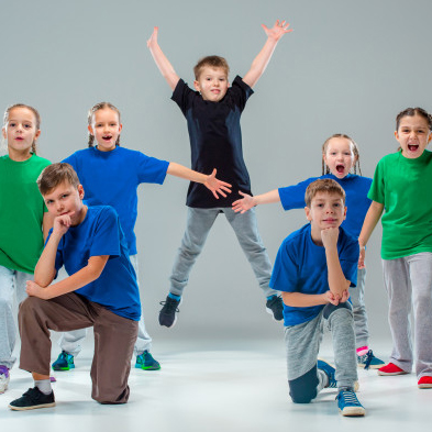 Dance: Introduction to Jazz | age 8-10