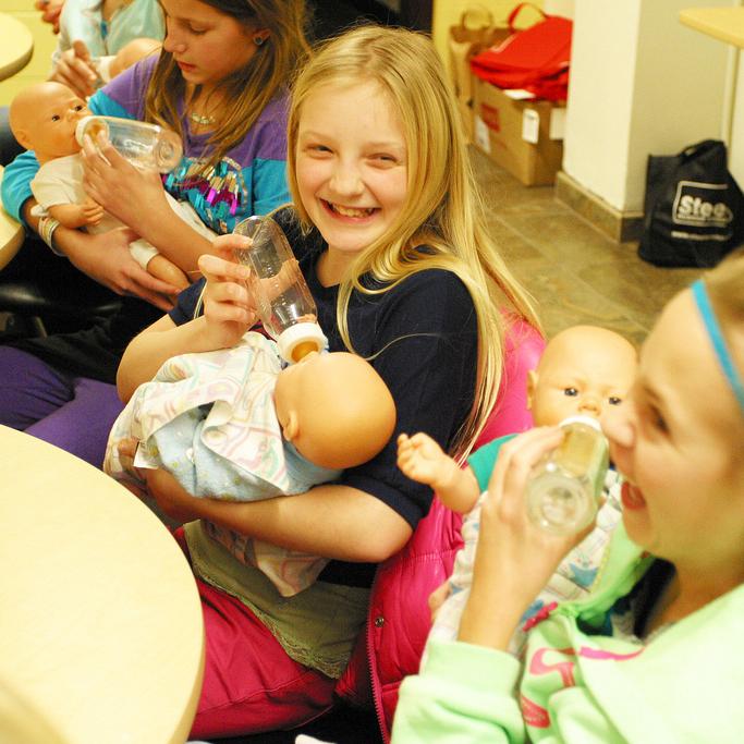 Babysitter Training | age 11+