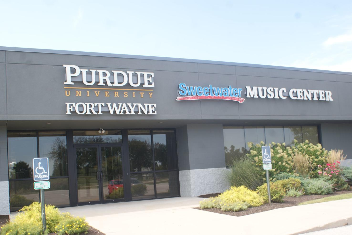 Purdue Fort Wayne Sweetwater Music Center