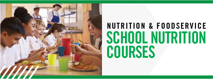 School Nutrition Courses