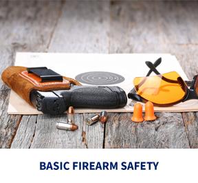 Basic Firearm Safety